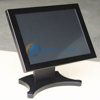 "workstation computer 15"" pc touch screen games with 3g"