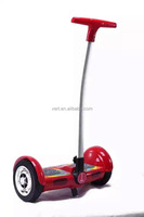 Electric Scooter 500w with Handle Bar Topway 2 Wheel Hoverboard