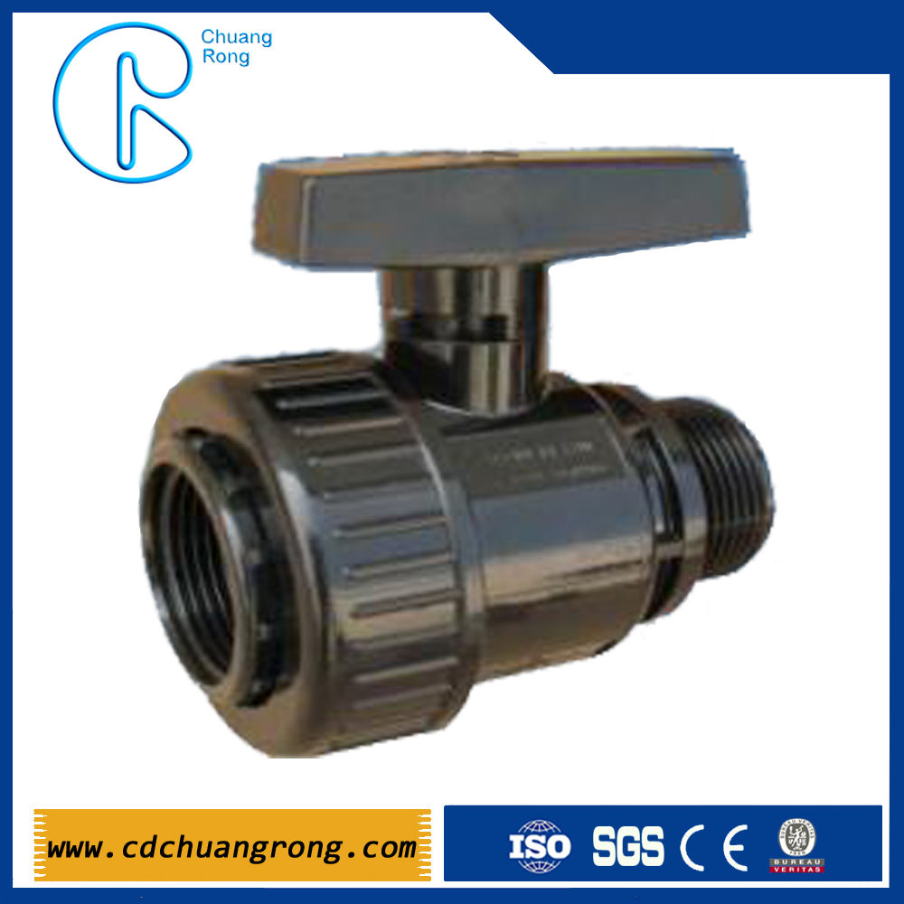 PP fitting and ball valve manufacturer
