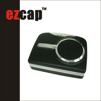 EzCAP USB Cassette playertape recorder Cassette to MP3 ezcap228