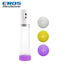 New arrived hand free electric sex toy penis enlargement pump for men