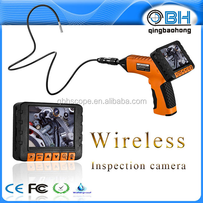 Auto Spare Parts HD Borescope for Car Repair & NDT Testing
