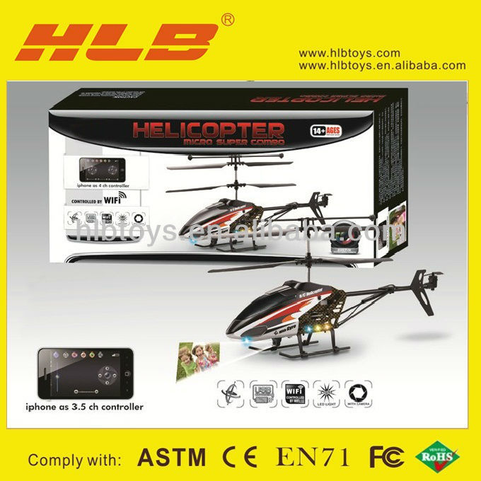 (The enterprise)WiFi helicopter with video live capability/Latest design Helicopter Wifi Camera #604-w