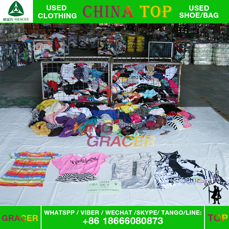 in united states popular seconds t shirts,sell used clothing importer