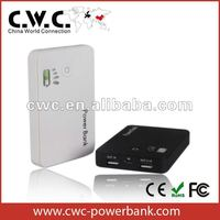 5000mah aa battery emergency mobile phone charger