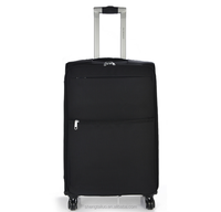2015 expandable trolley luggage bag new product travel time luggage