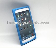 New bumper case for ipad mini retain,rugged silicone tablet case,heavy duty kids tablet case