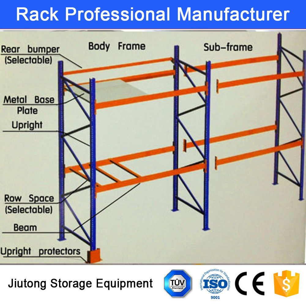 Factory Price Medium Duty Metal Shelf and Rack for Warehouse Equipment