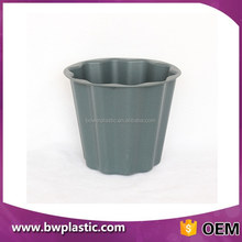 5k plastic ceramic flower pots/ceramic pottery
