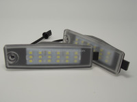 Car led lamp Led Number-plate Light FOR toyota HIACE/RAV4/Vanguard lamp