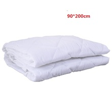 Wholesale quilted waterproof hospital/home/hotel 100% cotton mattress protector