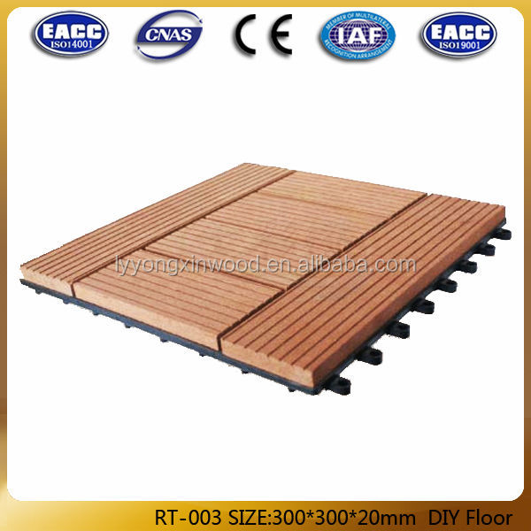 DIY outdoor wpc decking/PVC Flooring/Wall panel