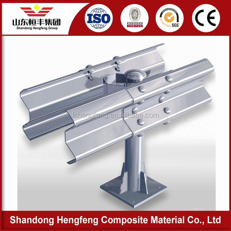 Low Price galvanized steel crash barrier road barrier gates