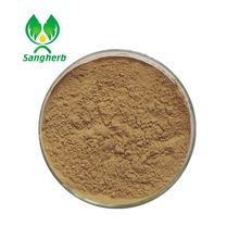 Factory supply 100% nature herb extract pomegranate peel extract powder certificated by ISO