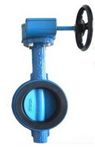 Butterfly Valve, Structure of Double Flow Wafer Type (YH-D71X-PN16/25)