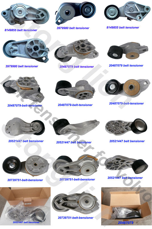 High quality Auto accessories market in china 6012001373 belt tensioner pulley OEM 6012001773