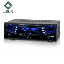 AV-1355 2.0 blue light stereo power amplifier sound standard techno 4