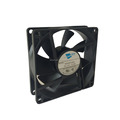 8025 cooling fan 12v 80x80x25mm brushless dc fan for car charging stations