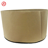 5 Gallon Smart Pot Soft-Sided Container Premium Tan Felt Fabric Pots Aeration Grow Bags