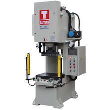 25 ton hydraulic punch press