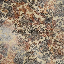 soft embossing faux leather suede fabric