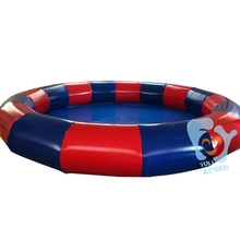 2016 PVC giant water park inflatable adult swimming pool toy