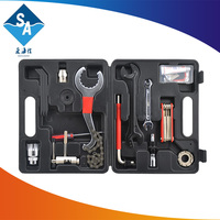 Wholesale High Quality multifunction Professional bicycle repair tool kits