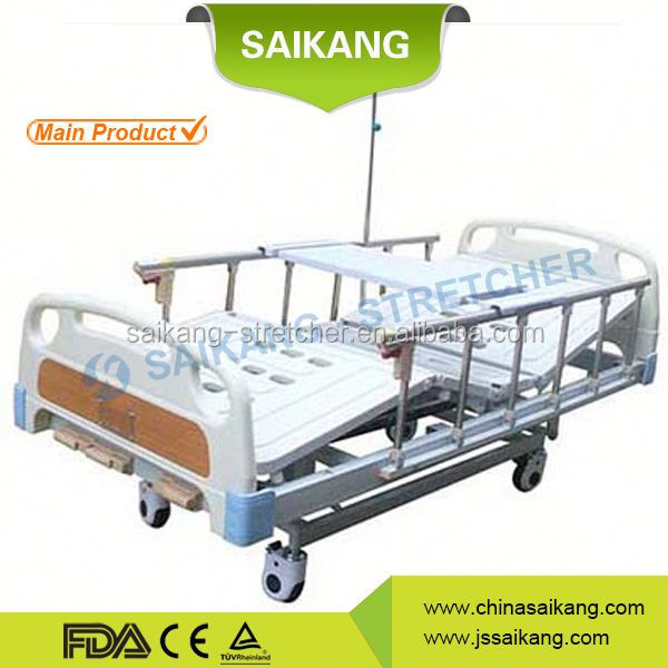 BV Certification Comfortable Icu Hill Rom Hospital Bed