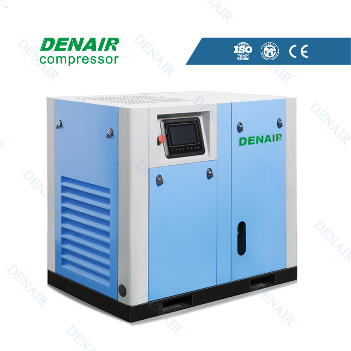 10 - 350HP oil free water - lubricated screw air compressor