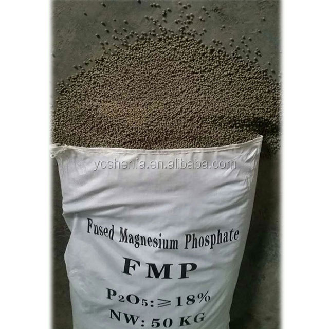Fused Magnesium Phosphate Fertilizer FMP P2O5 18% powder and granule