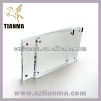 Wholesale 3d acrylic 7 inch photo frame