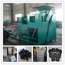 Dependable performance and long time working time coal/charcoal ball press machine