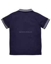 High end quality child polo shirts with factory price