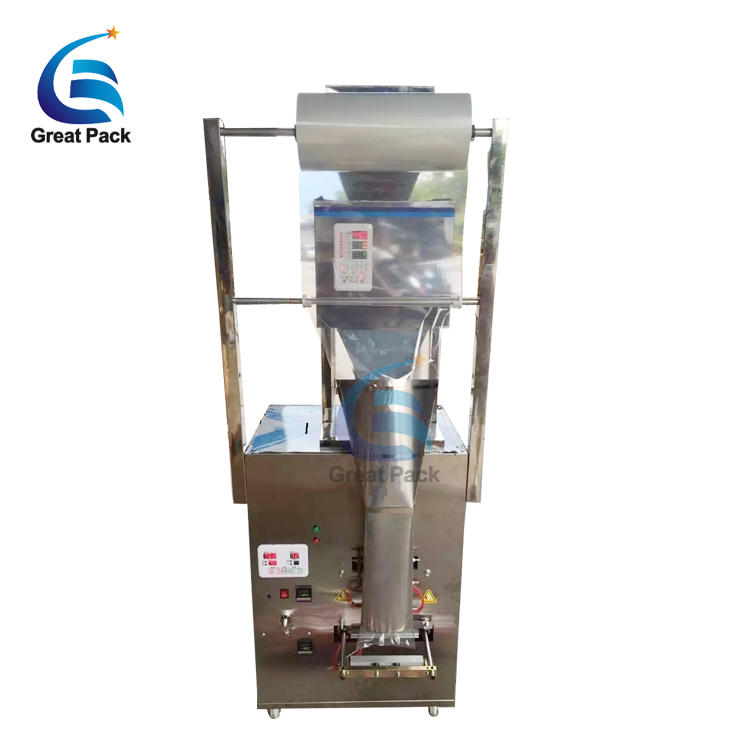 cheap small automatic salt packing machine