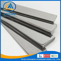 8mm Thickness Stainless Steel And Aluminum Flat Bar