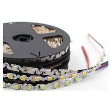 High power black pcb 144 pixels bendable led strip ws2812b