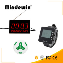 Mindewin Restaurant Pager Watch Led Board Display