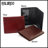 Compact fashion dsign mens wallets china leather