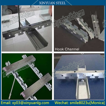Cassette Keel Manufacturer in China