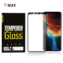 For Samsung Galaxy Note 9 3d tempered glass 9H anti-broken screen protector for sumsung