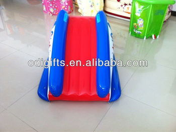inflate once inflatable slide for kids and baby