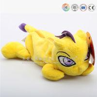 Plush animal shaped pencil case china wholesale