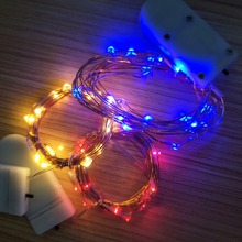 christmas decoration customize lighting led copper wire string lights
