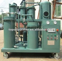 High Vaccum Waste Heavy Lube Oil Color Reversion System/Used Compound Oil Seperation Equipment
