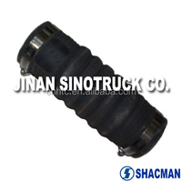 (1) SHACMAN OTHER SPARE PARTS (AZ9118530005){DOWN} WATER PIPE WITH CLIPS
