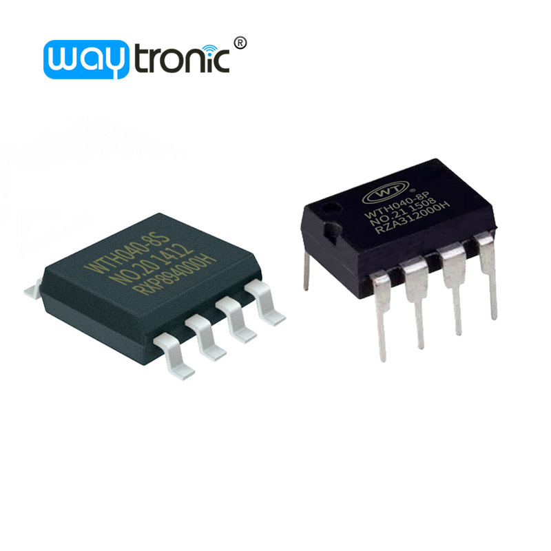 WTH040 One Time Programmable OTP Voice Chip for Telephone Set