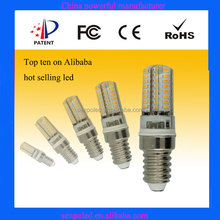 2015 new design 3w e14 led light, 64pcs smd e14 led lighting, e14 led with CE & Rohs
