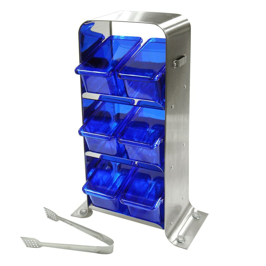 Mini Countertop Folding Type Portable Cocktail Bar