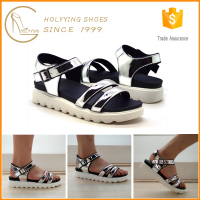 2016 New feeling relax shoes series reflexology spa relax sandal