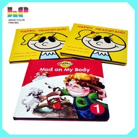 C1S coated paper high quality custom children's board book printing
